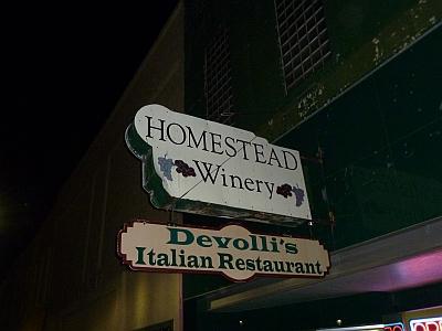 Homestead - Denison-outside