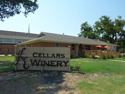 KE Cellars Winery - outside