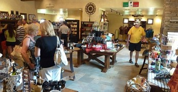 Grape Creek - gift shop