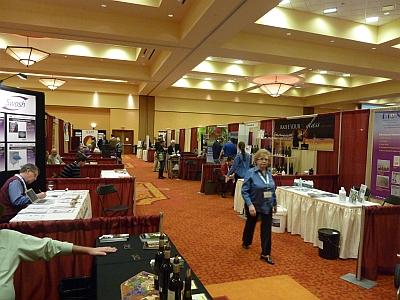 TWGGA Conference - exhibits