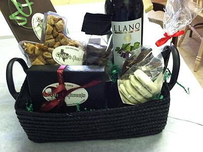 Cathy's - gift basket