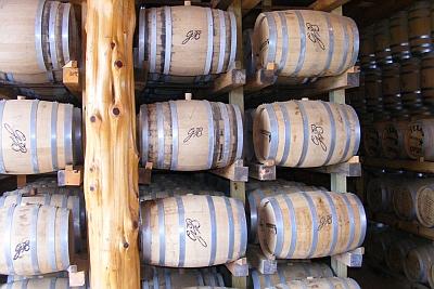 Garrison - barrels