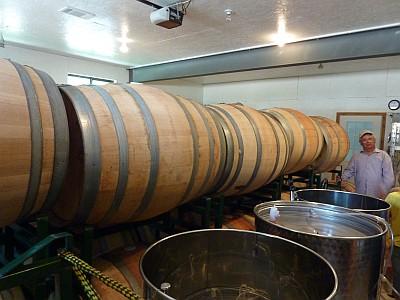 Mitas Hill - barrels
