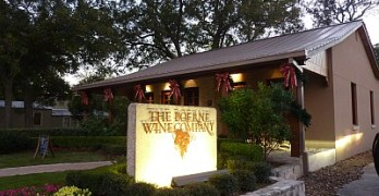 Boerne Wine Company - outside