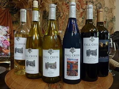 Fall Creek - wine