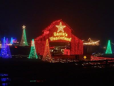 Wonderland Winery - Santa's Wonderland