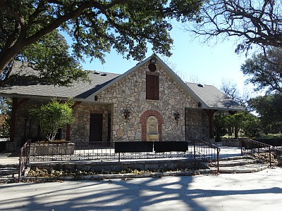 Christoval - Chapel and Event Center