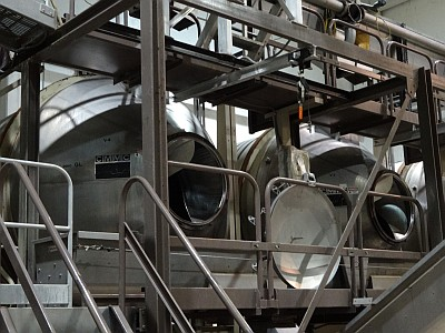 Ste. Genevieve - rotary presses