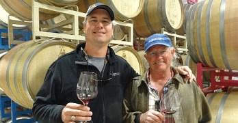 Chris Brundrett and Bill Blackmon
