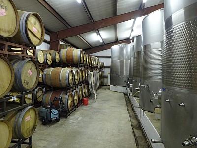 Pheasant Ridge - barrels