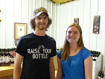 Daniel and Marissa Bingham