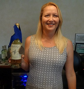 Angelita Vineyard and Winery - Beverly Spahn