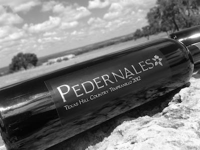 Pedernales Cellars Tempranillo