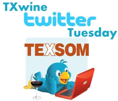 September #TXwine Twitter Tuesday TEXSOM