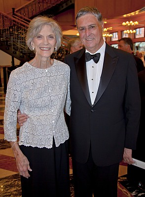 Dr. Richard and Bunny Becker