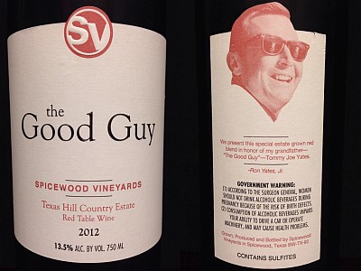 The Good Guy label