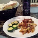 Texas Sangiovese and Pasta Pairing