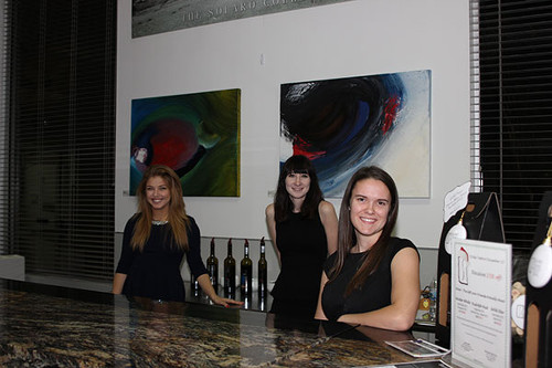 Fusion of Art and Wine
