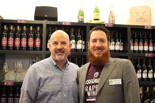 Mark Rettig and Nathan DeWitt