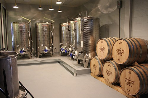 Messina Hof Grapevine - production