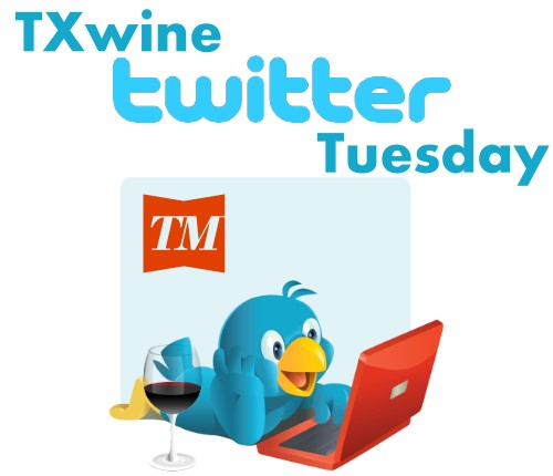 #TXWine Twitter Tuesday talking Texas Monthly