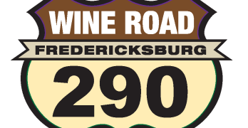 Wine Road 290 logo