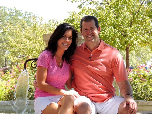 Brian and Jennifer Heath