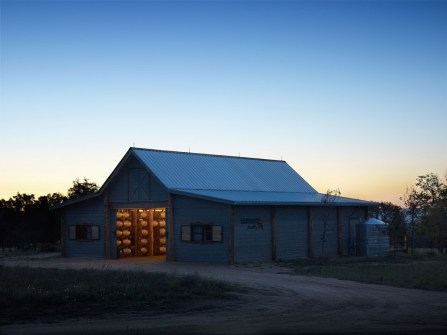 Garrison Brothers barn
