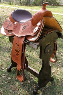 Driftwood Estates Saddle