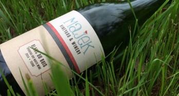 Majek Vineyard Blanc du Bois - bottle
