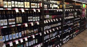 Total Wine Texas wine