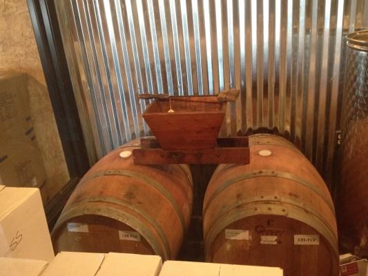 Firelight Vineyards Cabernet Sauvignon and Merlot