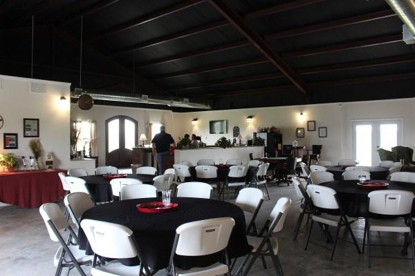 San Ducerro event room
