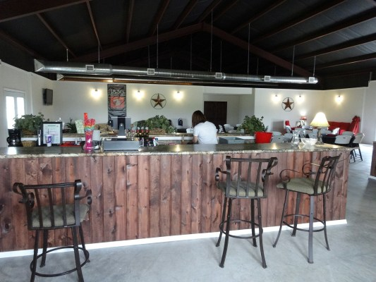 San Ducerro tasting room