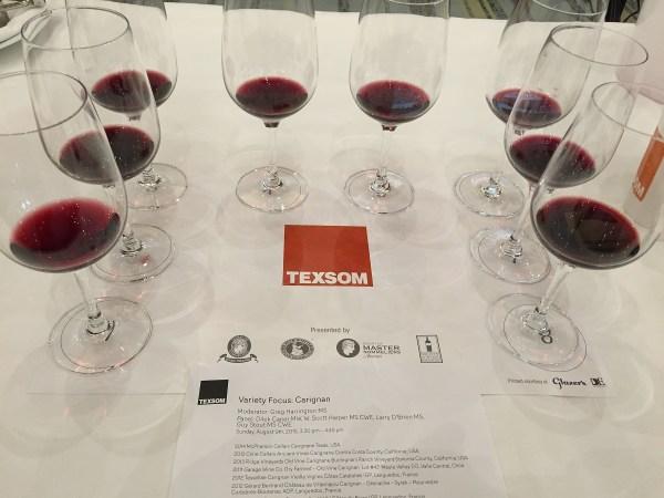 Carignan wines