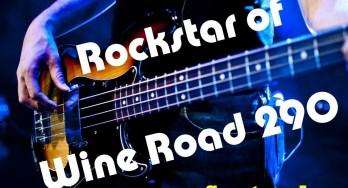 Rockstar of Wine Road 290 September