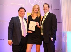 Adele Corrigan - Grand Tasting award