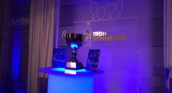 Iron Sommelier trophy