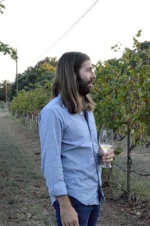 Ron Yates of Spicewood Vineyards