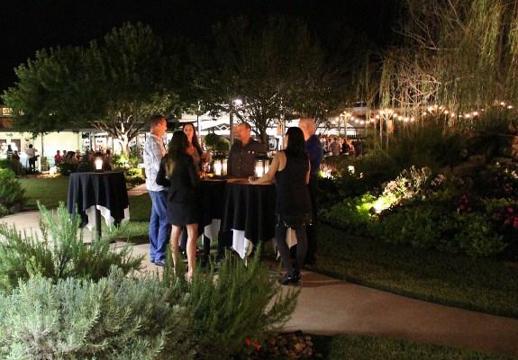 Katy Wine Fest tables