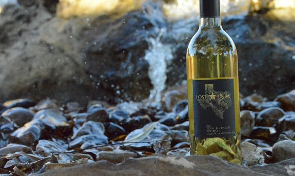Lost Draw Cellars Albariño featured