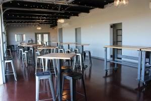 Kuhlman Cellars addition 1st floor