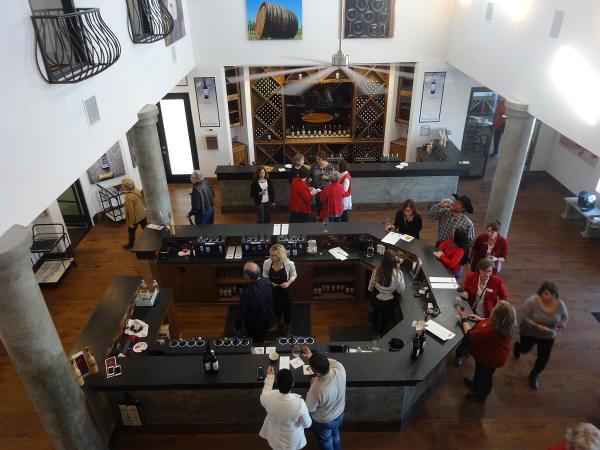 Barons Creek tasting room