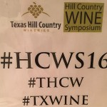 2016 Hill Country Wine Symposium