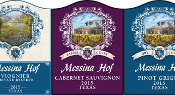 Messina Hof new labels