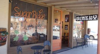 Sugar Ridge Winery - Sanger outside