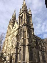 Church in Bordeaux