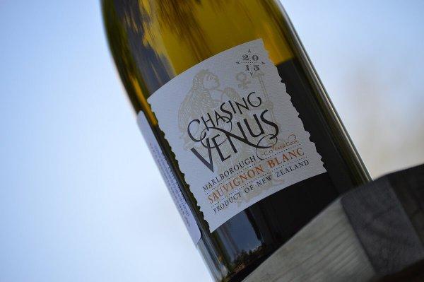 Chasing Venus Sauvignon Blanc bottle