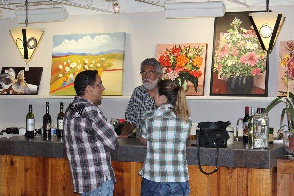 Taste Wine+Art