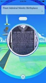 Nimitz Birthplace in Fredericksburg